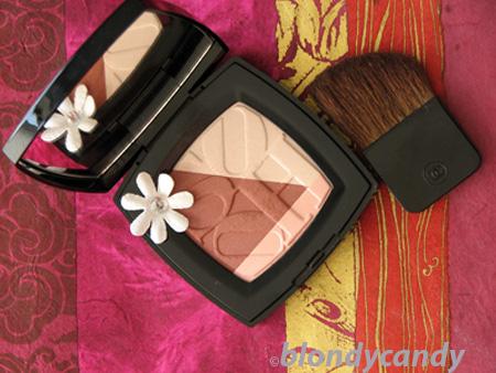 Soho De Chanel Highlighting Powders and Blush