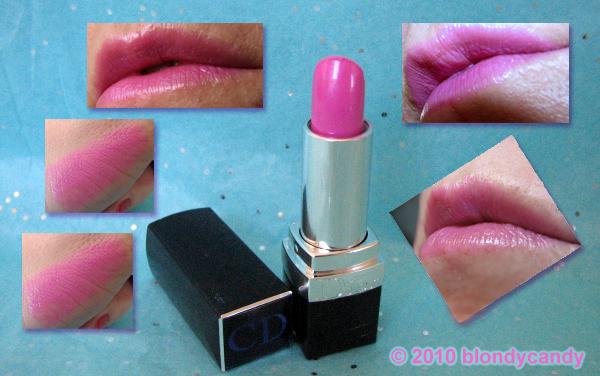 Dior Rouge Dior №475 Caprice Pink