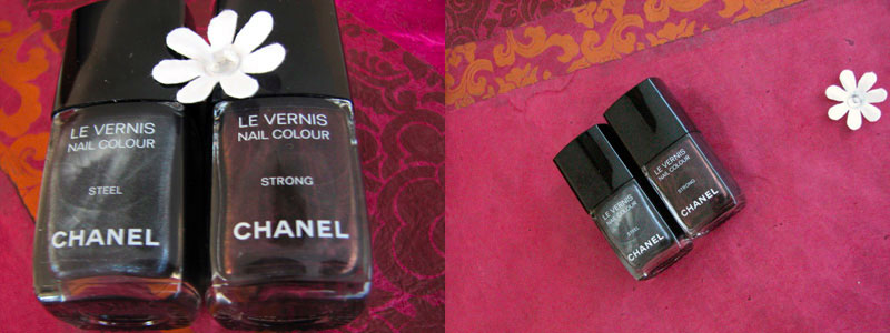 Chanel le Vernis Steel & Strong из Soho Story Collection