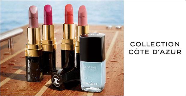 Chanel Cote D'Azur Collection