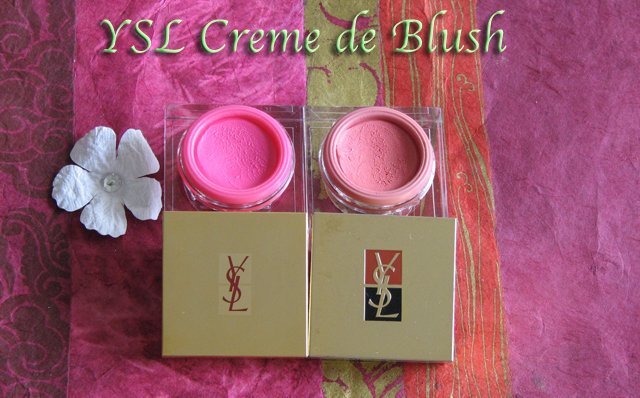 YSL Creme de Blush 5 Fuschia Temptation