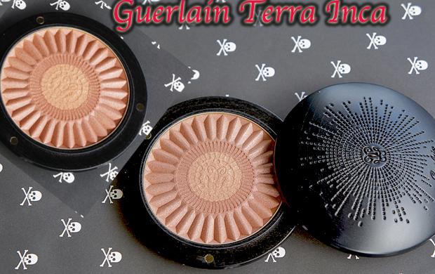 Guerlain Terra Inca Sublime Radiant Powder Face & Body