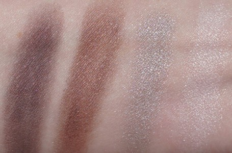 Chanel Les 4 Ombres Variation swatches