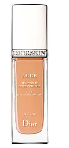 Dior 'Diorskin Nude' Glowing Makeup SPF 15