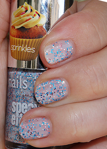 Nails Inc Sprinkles Sweets Way