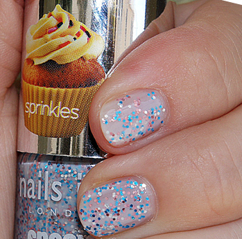 Nails Inc Sprinkles Sweets Way Nail Polish