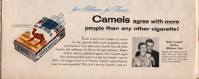 """""""Курите только Camel 30 дней и вы все поймете сами""""!"""