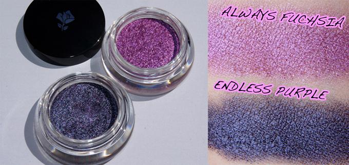 Lancome Color Design Infinite Endless Purple, Always Fuchsia