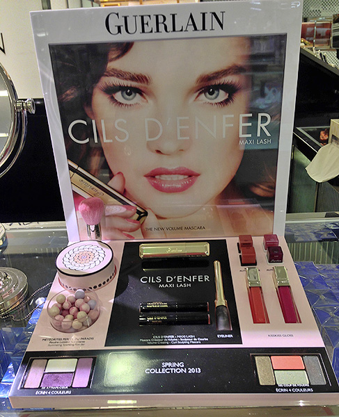 Guerlain Spring 2013 Cils D'Enfer Collection