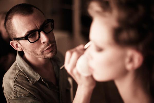 Андрей Шилков YSL National YSL Makeup Artist