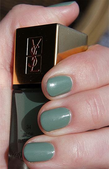 YSL Jade Imperial La Laque