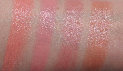 spring 2013 lipsticks