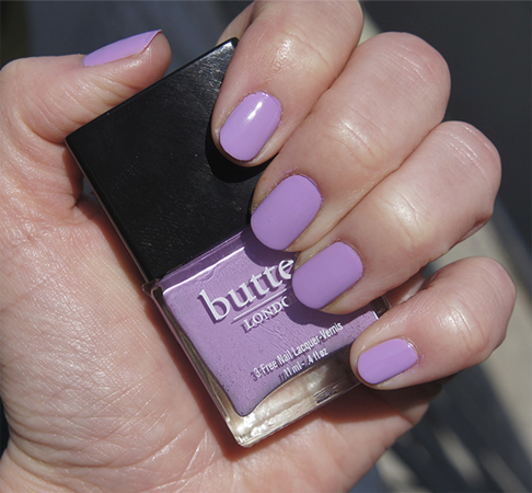Butter London  Molly Coddled