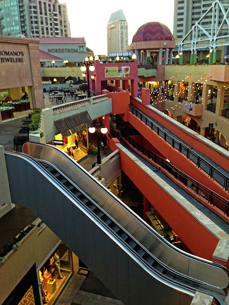 Horton Plaza Mall