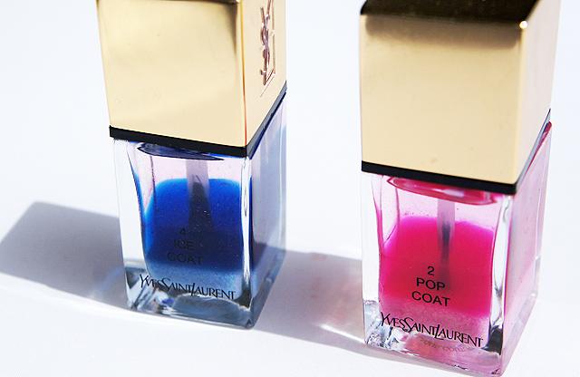 YSL La Laque Couture Tie & Dye
