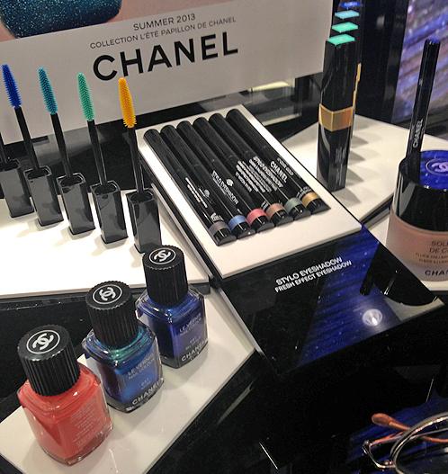 Chanel L'ete Papillon de Chanel Summer 2013 Collection