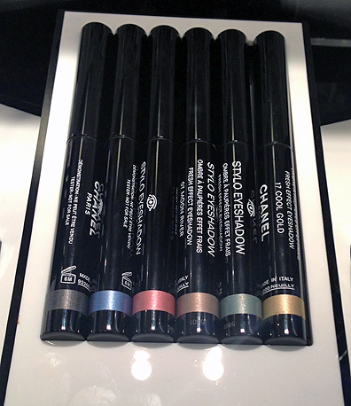 Chanel Stylo Eyeshadow. L'ete Papillon de Chanel Collection