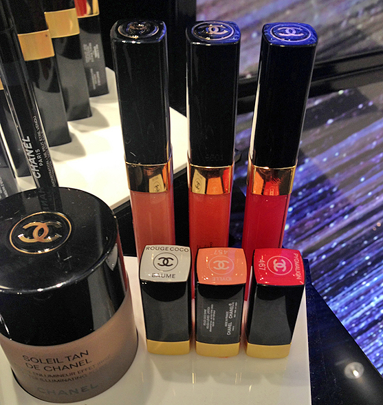 Chanel L'ete Papillon de Chanel Summer 2013 Collection
