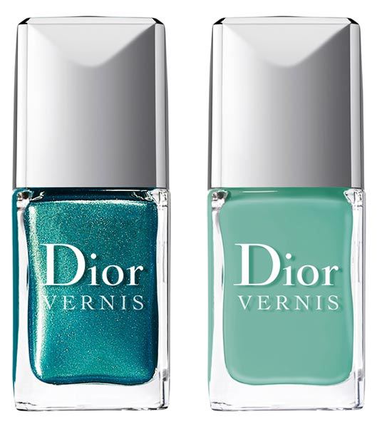 Dior Bird of Paradise Samba Vernis Nail Duo