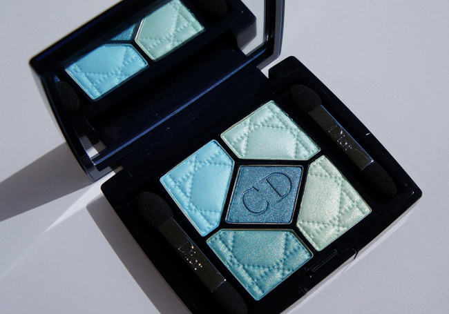 Dior Blue Lagoon 5 Couleurs Summer 2013