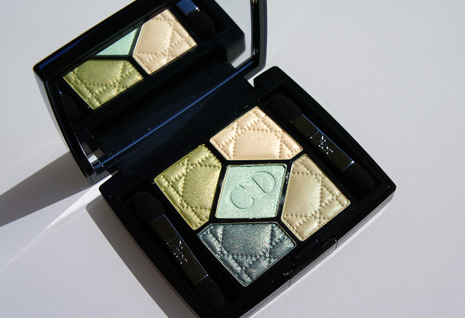 Dior Peacock 5 Couleurs Eyeshadow Palette