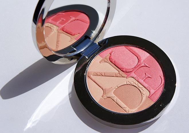 Dior Diorskin Paradise Duo Pink Glow 001 Nude Tan