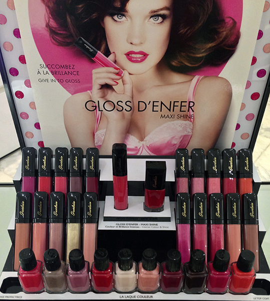 Guerlain Gloss D'Enfer Collection