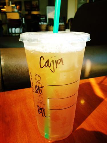 Как только не слышится мое имя сотрудникам кофе-хаусов!