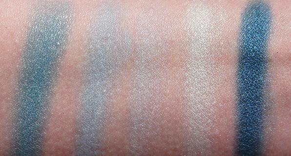 Dior Blue Lagoon 5 Couleurs