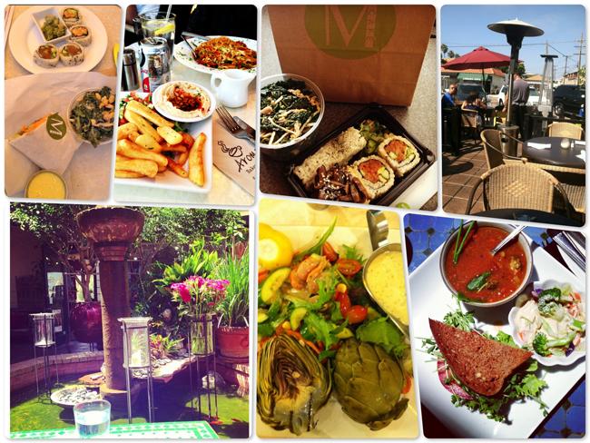 Рестораны Лос Анджелеса
