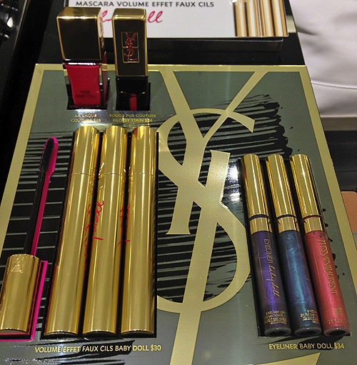 YSL Baby Doll Collection