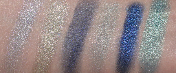 Chanel Metamorphose 44 Les 4 Ombres Swatches