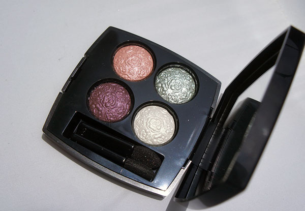Chanel Ombres Fleuries Delicatesse