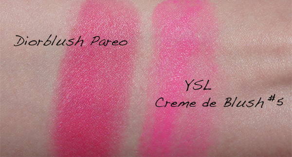 Diorblush Cheek Creme Pareo