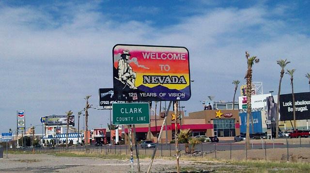Nevada State Lane