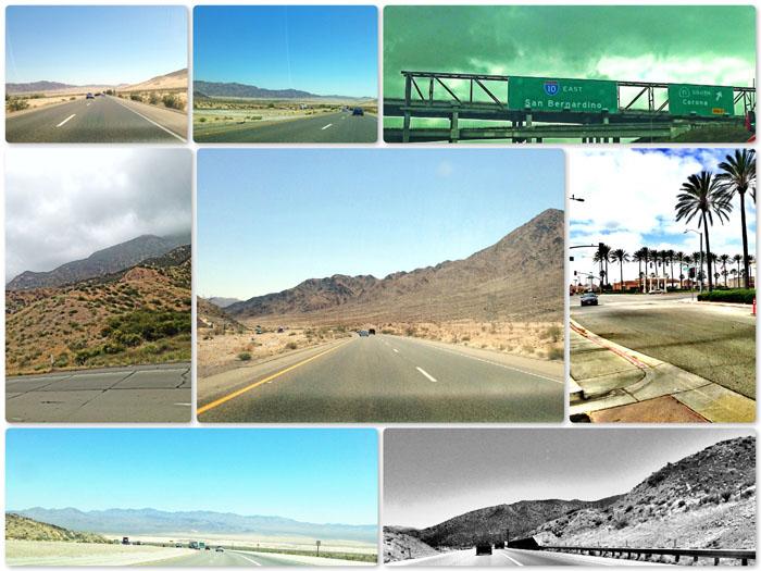 Дорога в Лас Вегас