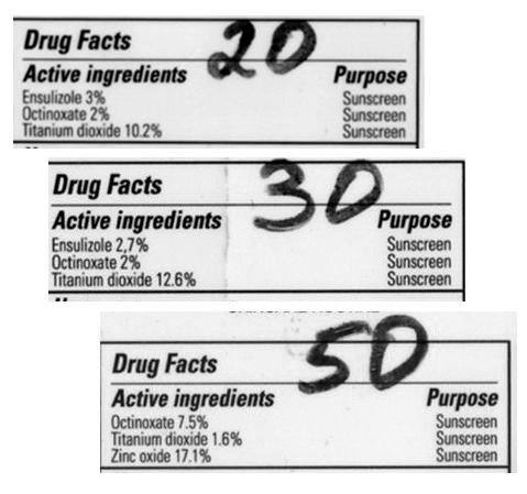Chanel UV Essentiel ingredients