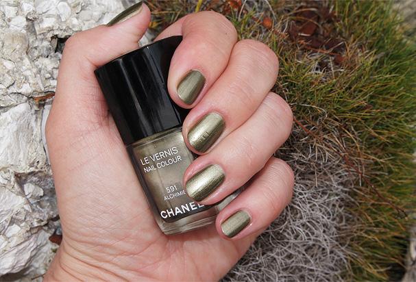 Chanel Alchemie 591 Nail Polish