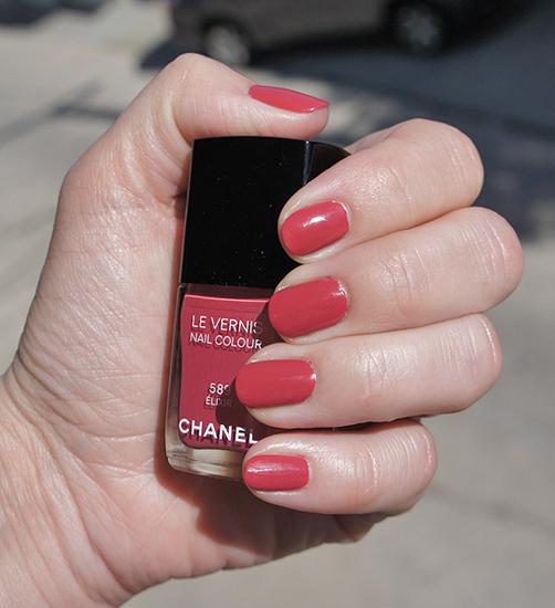 Chanel Elixir Nail Polish