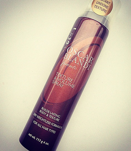 Oscar Blandi Pronto Texture & Volume Spray