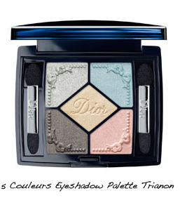 Dior 5 Couleurs Eyeshadow Palette Trianon
