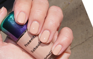 MAC Thimbleweed Nail Lacquer Proenza Schouler Collection
